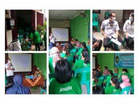 Bimbingan Teknis Budidaya Jambu Air  dan Pemasarannya oleh Dinas Pertanian dan Pangan Kota Yogyakarta