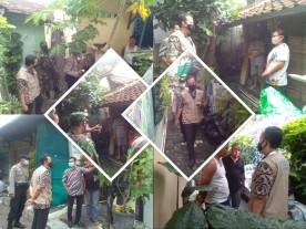 Sosialisasi dan Penegakan Protokol Kesehatan di Kampung Jambu Gemblakan Atas