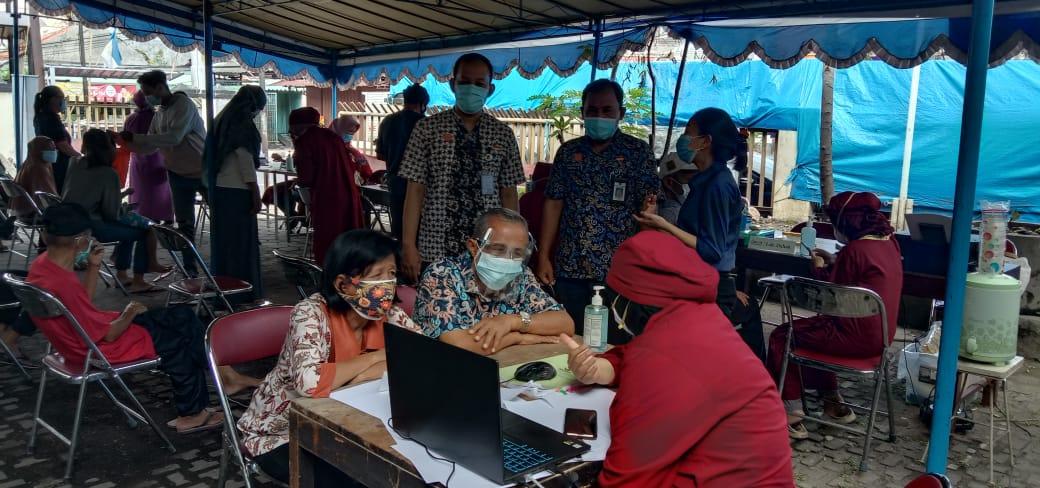 Program Zero TB di Kelurahan Suryatmajan