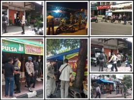 Pelaksanaan PPKM Darurat di Kelurahan Suryatmajan